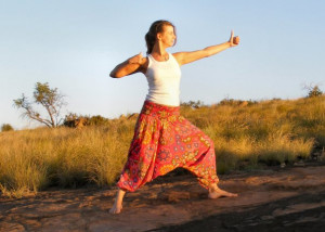 Shakti Flow Yogini